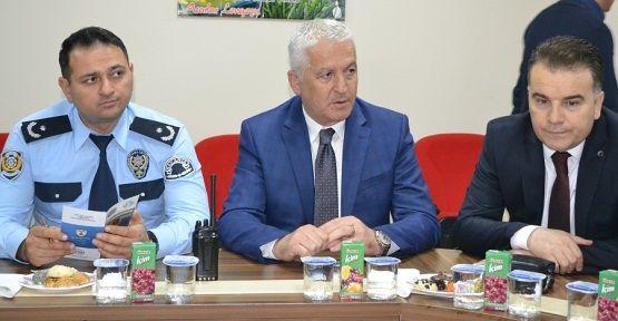 Sahil Güvenlik Toplantısı Karasu'da yapıldı