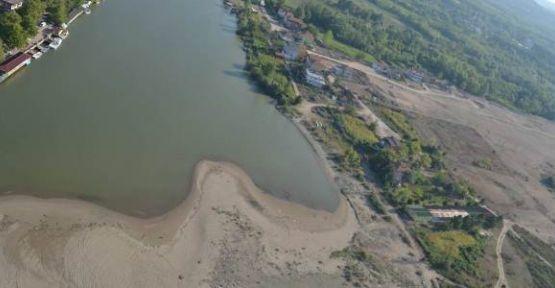Sakarya Nehrinin Ağzı kapandı