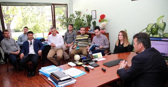 SASKİ'nin abone sistemi Türkiye'ye örnek