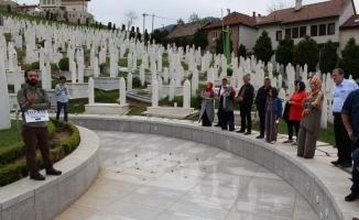 Sakarya MÜSİAD Bosna ve Hersek ziyaretinde duygulu anlar yaşadı