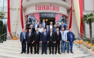 SASİAD Kosovalı işadamlarını ağırladı