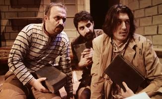 'Ziyafet Sofrası' oyunu AKM'de sahnelendi