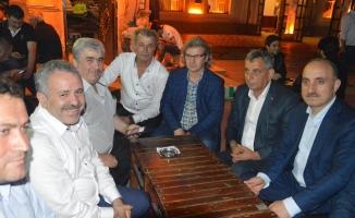 AK Parti Milletvekili Dişli, Vatandaşların Sorunlarını Dinledi