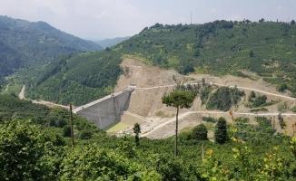 Ballıkaya Barajı'nda son durum