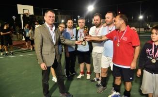 Karasu'da Ramazan Turnuvası Tamamlandı