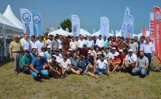 115 Yarışmacı 230 olta, Bir kalkan balığı