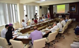 Karasu Belediyesi Temmuz Ayı Meclis Toplantısı Yapıldı