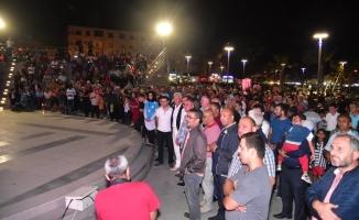 Karasu'da 15 Temmuz Etkinlikleri
