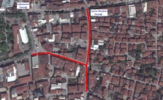Kavaklar ve Turan Caddeleri için uyarı