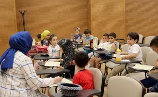 8 bin 450 öğrenci yaz kurslarına veda etti