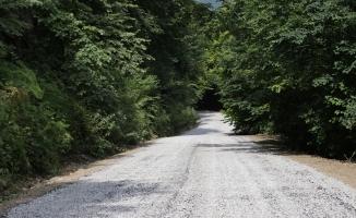 Aktaş'ta asfalt memnuniyeti