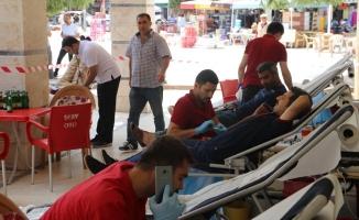 Başkan Acar'dan Kan Bağışı Çağrısı