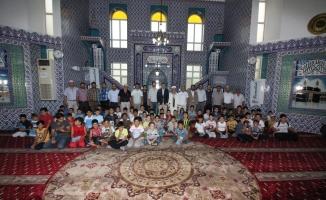 Genç MÜSİAD 'Bu Yaz Camide' Etkinliğinde Buluştu