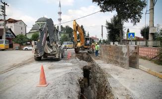 Karapürçek'te 33 Milyonluk altyapı yatırımı