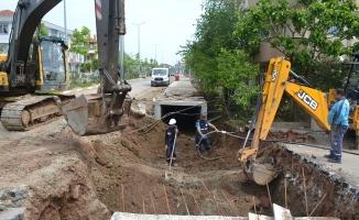 Karasu'da m2'ye 108.4 kg Yağış Düştü