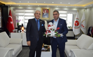 Memişoğlu'ndan Başsavcı Lütfi Dursun'a ziyaret