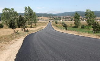 Pamukova'da 3 mahalleye daha sıcak asfalt