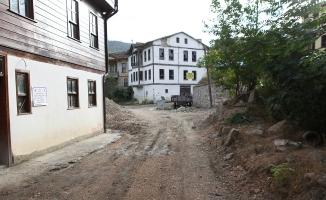 Taraklı'da sokak ve caddeler yenileniyor