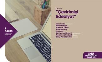 Genç Edebiyatçılar 'Çevrimiçi Edebiyat' panelinde buluşacak
