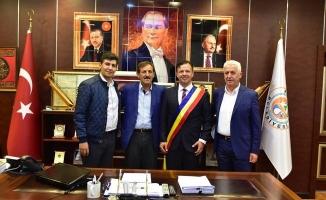 Karasu Romanya Harşova Şehri İle Kardeş Şehir Oldu