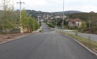 Karasu'da 3 mahalle daha yenilendi