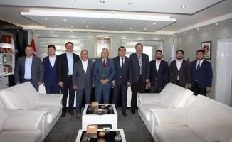 MÜSİAD'dan Sakarya Cumhuriyet Başsavcısı Lütfi Dursun'a Ziyaret