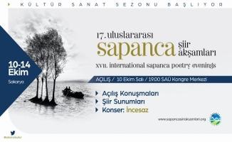 Uluslararası Sapanca Şiir Akşamları İncesaz konseriyle açılış yapıyor
