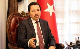 Vali İrfan BALKANLIOĞLU'nun 29 Ekim Cumhuriyet Bayramı Kutlama Mesajı