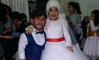 7 Aylık Aşklarını Evlilikle Taçlandırdılar