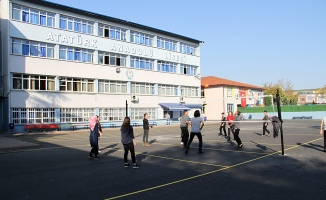 Atatürk Lisesi yenilendi
