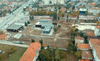 Hendek'in yeni yaşam alanı yüzde 70'lerde
