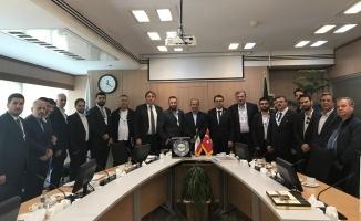 MÜSİAD Sakarya, İran İş Gezisine hızlı başladı