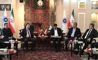 Sakarya MÜSİAD'dan İran iş gezisinde baş döndürücü iş görüşmeleri