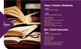 Uluslararası Genç Edebiyatçılar buluşması sona eriyor