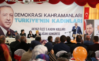 AK Parti'nin misyonu milletimize hizmettir