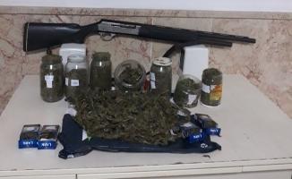 Jandarma'dan Kocaali'de uyuşturucu operasyonu