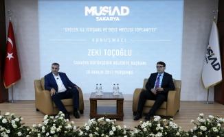 Sakarya'daki yatay büyüme Türkiye'ye örnek