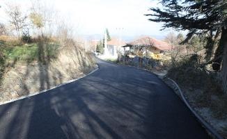 Sapanca'da 3 mahalle daha yenilendi
