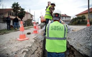 Serdivan'da su kaybı azalacak kalite artacak