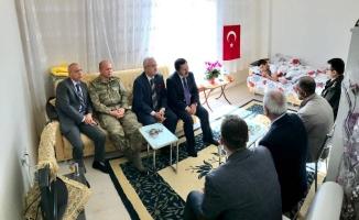 Vali Balkanlıoğlu'ndan SESOB, Baro ve Gaziye Ziyaret