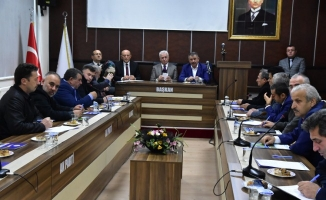 2018 Yılının Kapsamlı İlk Muhtarlar Toplantısı Yapıldı