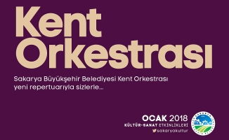 Kent Orkestrası yeni repertuarıyla Ziya Taşkent'te