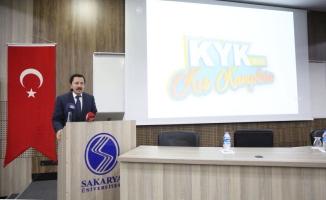 Vali Balkanlıoğlu, KYK Geleneksel 3. Tematik Kış Kampı Açılışına Katıldı