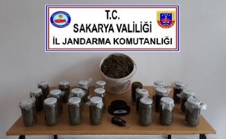 Jandarma'dan Karasu'da nefes kesen baskın