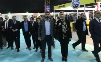 Sakarya Trabzonlular Derneği, 'Kocaeli Tanıtım Günleri' etkinliğine katıldı