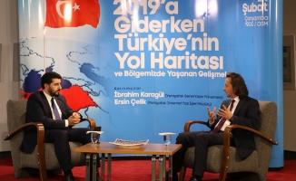 Türkiye yükselişe geçmiş tarih tersine dönmüştür