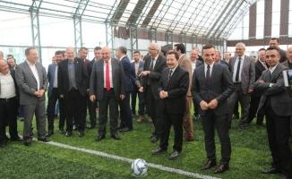 Vali Balkanlıoğlu Hafta Sonu Çeşitli Programlara Katıldı