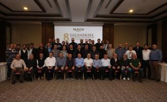 MÜSİAD 8. Aileler Dinlenme ve Şube Çalıştayı'nı Gerçekleştirdi