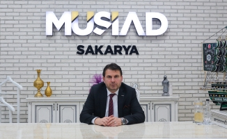 MÜSİAD Başkanı Coşkun Regaip Kandilini Kutladı
