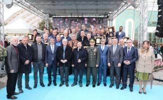 """Vali Balkanlıoğlu """"Çanakkale Anıt Sergisi"""" Açılışına Katıldı"""
